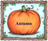 Autumn Pattern Packets