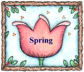 Spring Pattern Packets